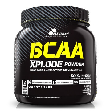 BCAA XPLODE POWDER Olimp Sport Nutrition