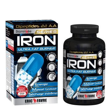 IRON ULTRA FAT BURNER ERIC FAVRE