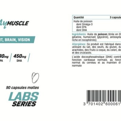 MY OMEGA 3 – MyMuscle