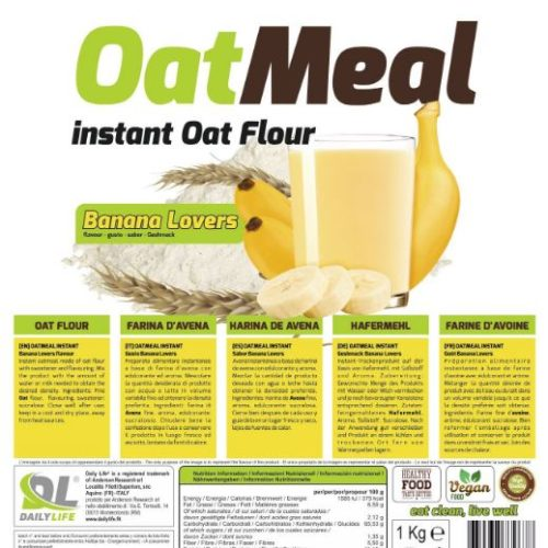 OATMEAL INSTANT- DAILY LIFE