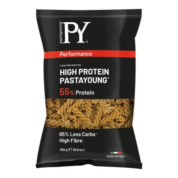 HIGH PROTEIN FUSILLI Pasta Young