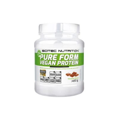 PURE FORM VEGAN PROTEIN Scitec Nutrition