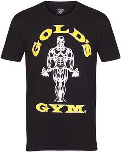 Gold's Gym T-Shirt Muscle Joe