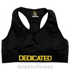 Dedicated Women Sports Bra – Black