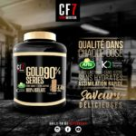 GOLD SERIES 90% 900g – WHEY 100% ISOLATE – Arla