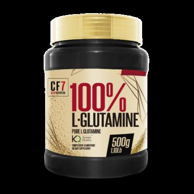 100% L-GLUTAMINE CF7