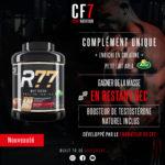 R77 Whey Protéine CF7 + Créatine DAA + EAA