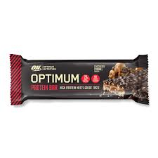 Protein Bar Optimum Chocolat Caramel