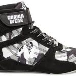 Chaussures Perry High Tops Pro Grey/B Gorilla Wear