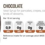 Sauce Chocolat – Servivita