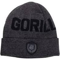 Bonnet Toledo Beanie Dark Gray Gorilla Wear