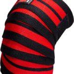 Bandes Genouillères Knee Wraps 98 Inch (2,50M) – GORILLA WEAR
