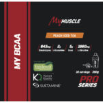 My BCAA Pèche – Ice Tea My Muscle
