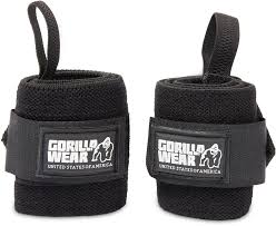 Bande de poignet Wrist Wraps Basic – Gorilla wear