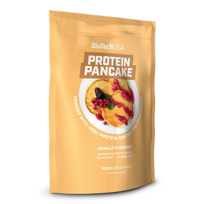 Protein Pancake 1000g Vanille – Biotech USA