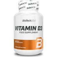 Vitamine D3 Comprimés – Biotech USA