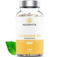 Vitamine D3 – Nutrivita