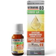 Vitamine D3 20ml – Eric Favre