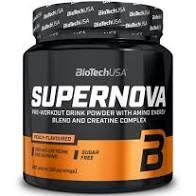 Pre-Workout Supernova MuskMelon – Biotech USA