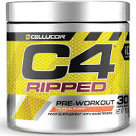 C4 Ripped 165g  Tropical Punch – Cellucor