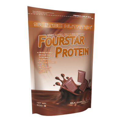 Fourstar Protein Chocolat – Scitec Nutrition