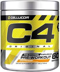 C4 Original 390g – Cellucor