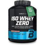 Iso Whey Zero 2270g – Biotech USA
