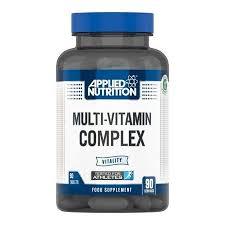 Multi-vitamin Complex 90 Tab – Applied Nutritition