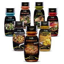 Sauces Zéro Calories – Servivita