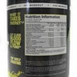 KILL IT  Blue Raspberry 357g – Rich Piana 5% Nutrition