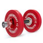 Barre Haltère Dumbbell Olympique 52cm – AFW