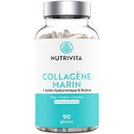 Collagène Marin -90 Gélules – Nutrivita