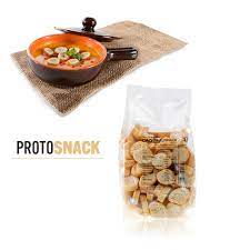 Protosnack croutons Stage 1 – 100g – Ciao Carb