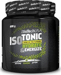 Isotonic 600g – Biotech USA